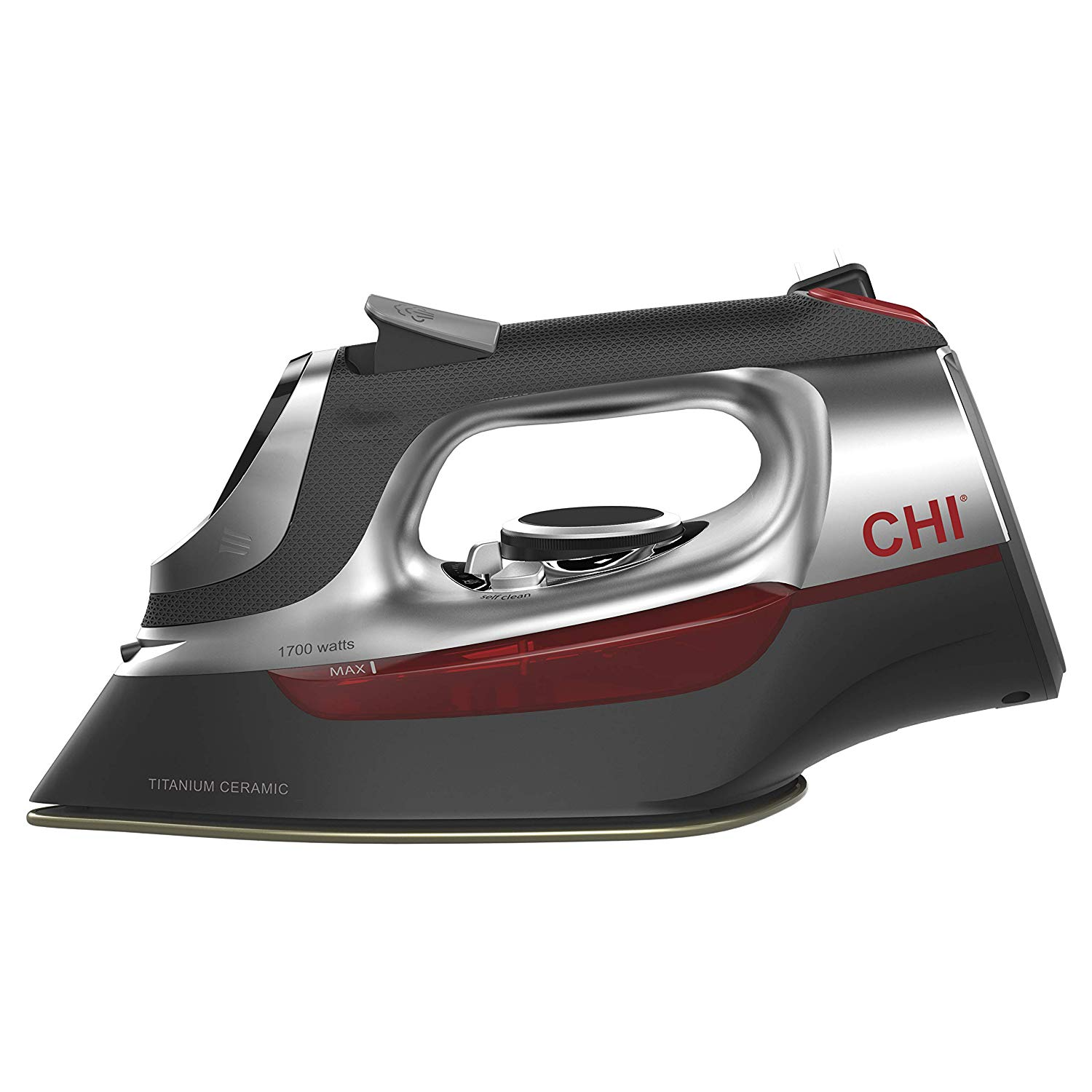 CHI (13102) Steam Iron with Retractable Cord