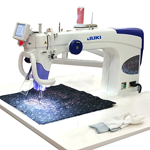 Juki TL-2200QVP-S Sit Down Long Arm Sewing Machine
