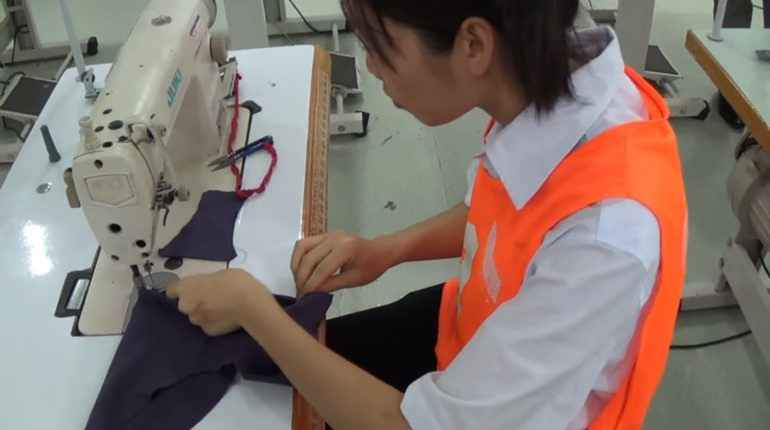 mastery in sewing machine