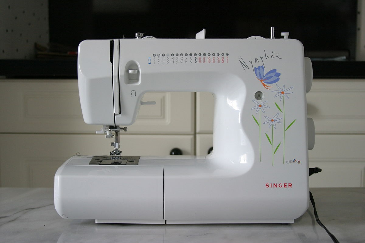 impacts of sewing machine