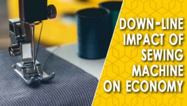 Down-line Impact of Sewing Machine