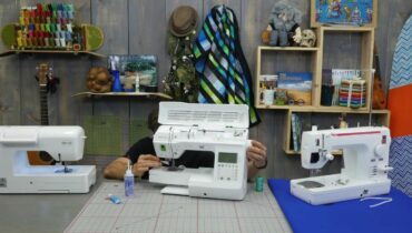 take care of your sewing machine