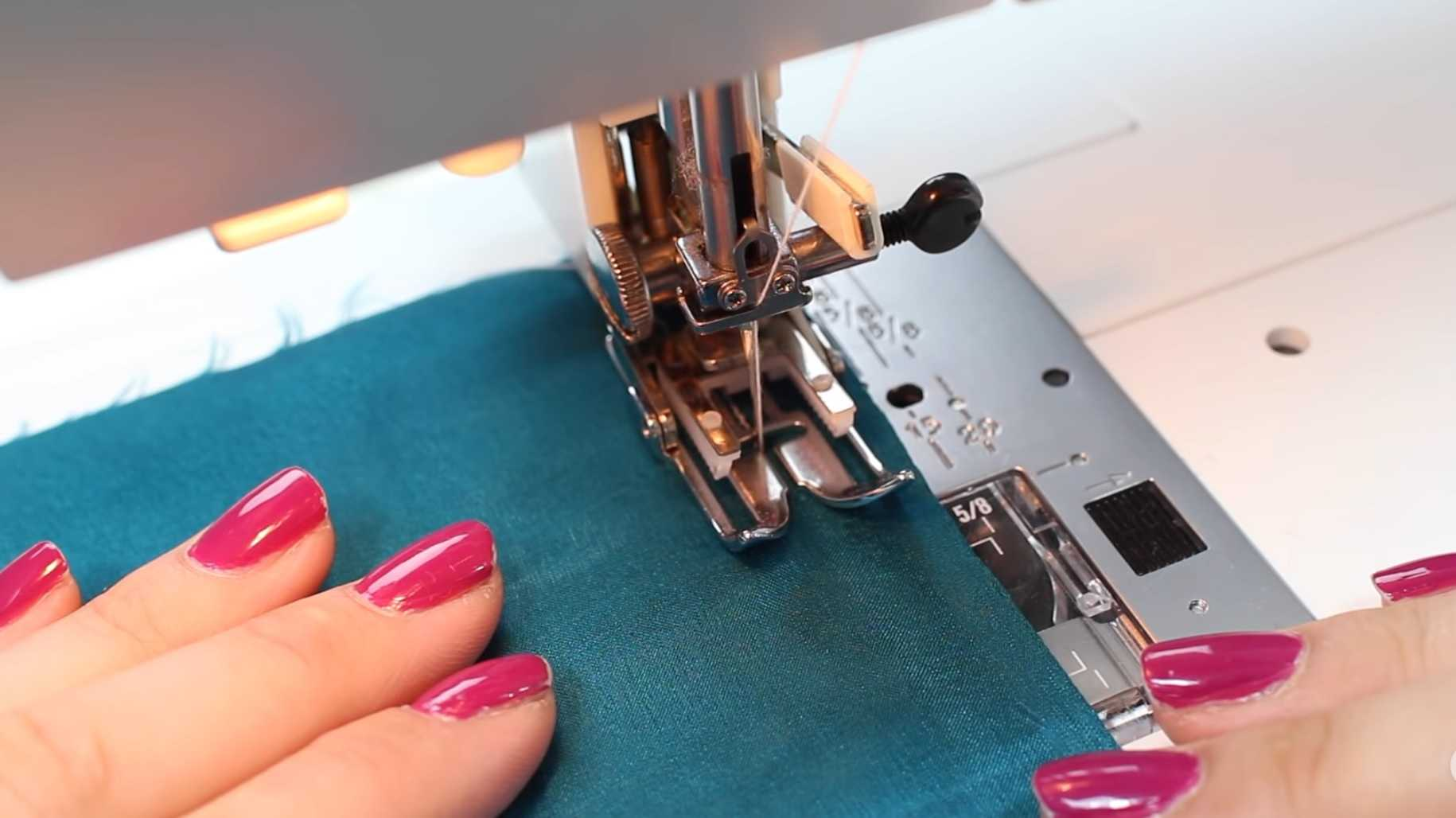 tips to streamline your sewing fabric