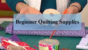 beginner Quilting Supplies accessories in home