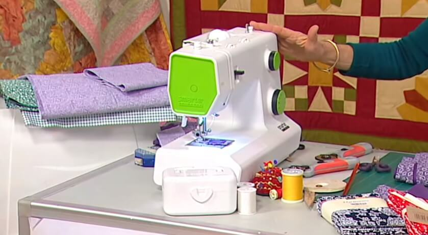 best Sewing Machine in home for quilt